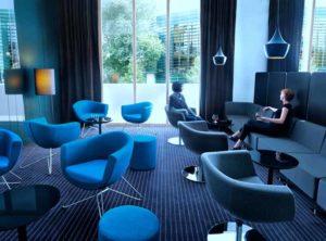 Sofy i siedziska recepcyjne